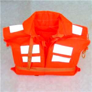 船用救生衣浮力≥100N以上